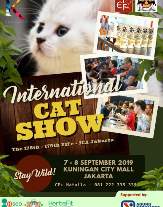 International Cat Show Jakarta